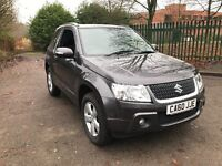 2011 Suzuki Grand Vitara sz4 32000 miles stunning condition with full history 4x4 4wd 2 keys