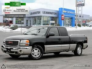 2004 GMC Sierra 1500 EXTENDED CAB 2WD- BEING SOLD AS-IS-!!!