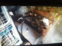 ford iveco 75e 15 cargo for parts