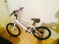 Bmx in exellent condition age from 5 to 12