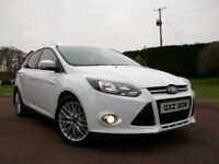Jun 2014 Ford Focus ZETEC TURBO *£20 ROAD TAX*IMMACULATE*