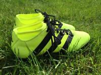 Genuine Adidas sock football boots size 9 (Astro)
