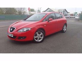 Seat Leon 2.0 TDI Reference Sport 5dr **FULL SERVICE HISTORY** 2008