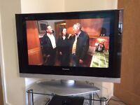Panasonic Flat Screen TV HD 1080p