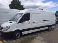 2012 MERCEDES-BENZ SPRINTER.LOW MILEAGE. 1 OWNER FROM NEW.LONG WHEEL BASE. FULL SERVICE HISTORY.