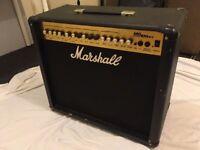 'Marshall MG100 DFX' 100 watt, 1x12'' guitar combo.