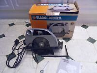Black & Decker circular saw used fully working condition - Collection only Stourbridge DY8
