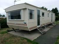 HALF TERM WEEK - 3 Bed Caravan For Hire - Winter Breaks Available - Presthaven Sands