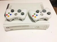 Xbox 360 60GB White with 9 Great Games