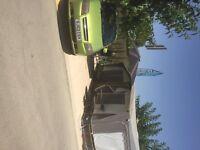 3 Caravans in Camping Villamar Benidorm