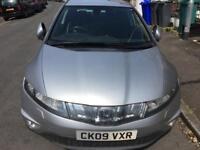 Honda civic 1.8 EX 2009