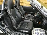 Porsche Boxster 3.4 S 2dr FULL PORSCHE SERVICE HISTORY (basalt black) 2007