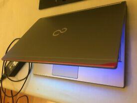 "14"" FUJITSU LifeBook E744: *Intel i5-4300M 3.30GHz*128SSD*8RAM*Win10*Office2019"