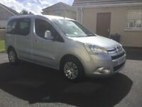 2011 CITREON BERLINGO MULTISPACE .DIESEL ESTATE,1.6HDI 90 BHP VTR,FAMILY PACK,7 SEATER