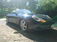 Porsche Boxster, Royal Blue, Engine Full Stripdown, Inspection and Rebuild, New IMS bearing