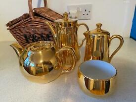 Royal Worcester Tea and Coffee Set