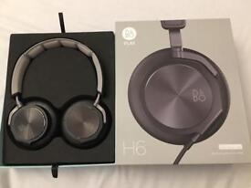 Bang and Olufsen H6 Headband headphones