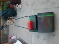 qualcast punch electric mower