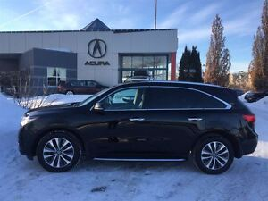 2015 Acura MDX TECH NAVI DVD ACURA CERTIFIED PROG 7 YEARS 130K