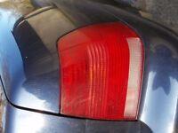 VW bora tail lights