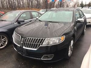 2011 Lincoln MKZ leather,roof,sport appearance,snows