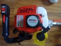 BRAND NEW petrol hedge trimmers (mitox hts700)