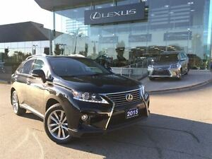 2015 Lexus RX 350 1 Owner Lthr AWD Btooth Sroof