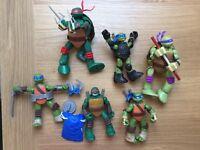 Teenage Mutant Ninja Turtles Toy Figures
