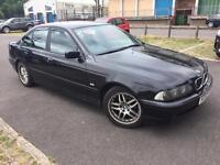 BMW 520i (Recent new engine)