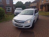 2008 Vauxhall Astra estate 1.3 CDTI 12 months MOT