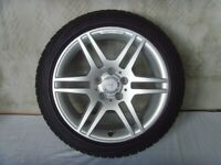 Mercedes AMG 17'' Alloy Wheel - Can DELIVER