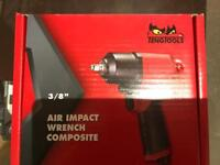 "3/8"" air impact wrench composite (brand new)"