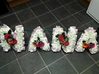 Funeral Flowers & Tributes