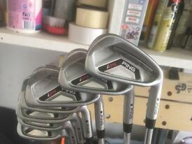 PING i25 Irons 4 to PW