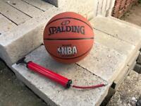 Spalding Outdoors Basketball