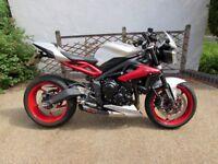 Triumph Street Triple 675 RX 2015 Naked 675cc