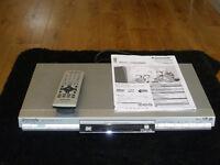 DVD/CD Player.