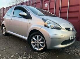 Toyota Aygo 1 Litre Petrol Years Mot Low Miles Cheap To Run And Insure £20 Road Tax !