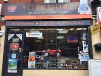 Mobile & Computers Shop For Sale in Harehills, Leeds