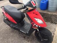 Kymco DJ50S Scooter