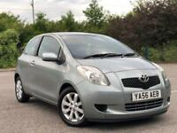 Toyota Yaris 1.3 VVT-i 2007 Zinc **1 Previous Owner**