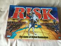 Risk, board game