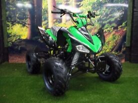 125CC INTERROGATOR QUAD BIKE