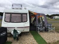 Swift Challenger 530se 4 Berth. End bathroom. Air Awning + everything included ready to go