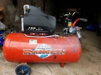 Clarke ranger compressor