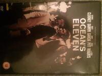 Oceans 11 dvd