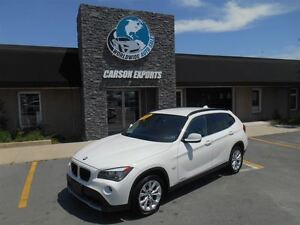 2012 BMW X1 X DRIVE! 67KM!   FINANCING AVAILABLE