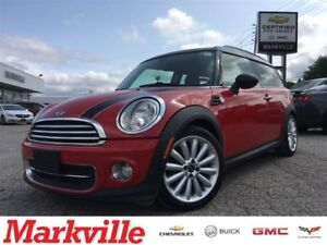 2012 MINI Cooper Clubman Base (M6)