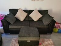 Full Sofa set 4 peice