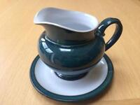 Denby Greenwich Gravy Bowl and Saucer